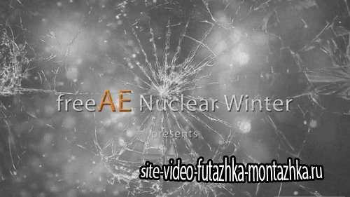 Nuclear Winter - Project for After Effects