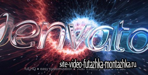 Glass Logo - Project for After Effects (Videohive)