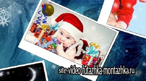 Проект ProShow Producer - Collage Motion 3 (New Year)