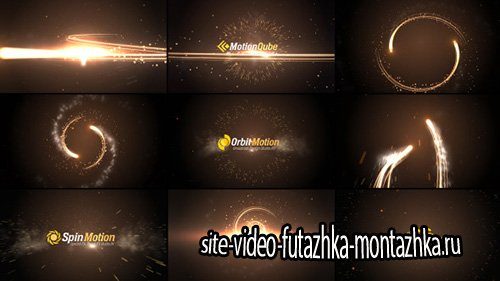 Streaks Logo Sting Pack - Project for After Effects (Videohive)