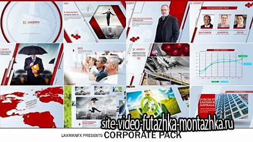 Corporate Pack - Project for After Effects (Videohive)