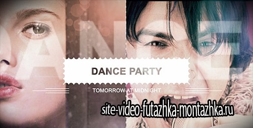 Night Club Music And Dance Party Slideshow - Project for After Effects (Videohive)