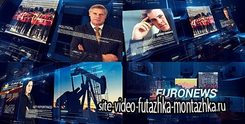 TV Broadcast News Packages - Project for After Effects (Videohive)