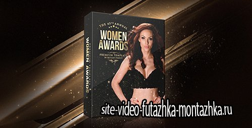 Women Awards Package - Project for After Effects (Videohive)