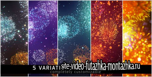 Fireworks - Motion Graphics (Videohive)