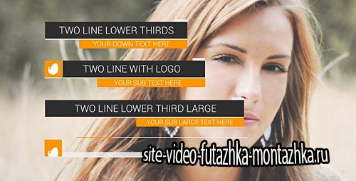 Dynamic Lower Thirds - Project for After Effects (Videohive)