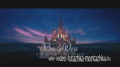 Walt Disney Intro - by Ballyweg - Project for After Effects