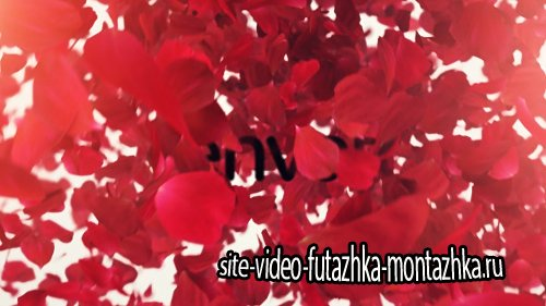 Petals Logo Reveal II - Project for After Effects (Videohive)