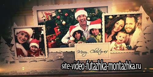 Merry Christmas - Project for After Effects (Videohive)