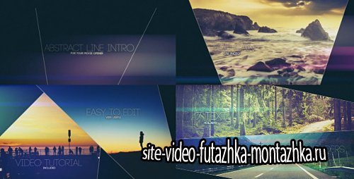 Elegant Intro or Photo Opener - Project for After Effects (Videohive)