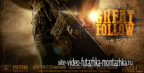 Great Follow - Project for After Effects (Videohive)