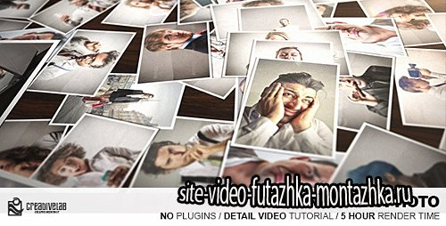 One Hour Photo - Project for After Effects (Videohive)