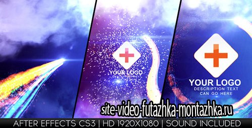 Light Streak Logo Reveal - Project for After Effects (Videohive)