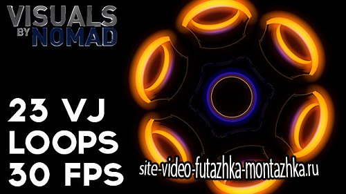 Ring VJ Pack - Motion Graphics (Videohive)