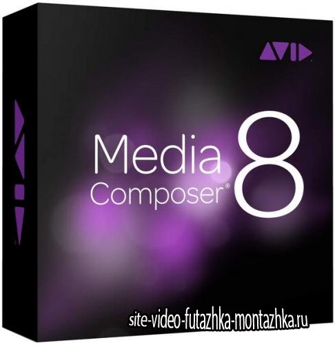Avid Media Composer 8.3 (ML/RUS/2014)