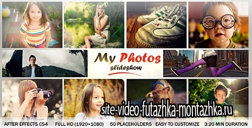 My Photo Slideshow - Project for After Effects (Videohive)