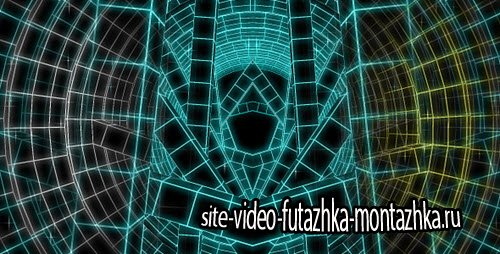 Techno Tunnel VJ Loop HD - Videohive
