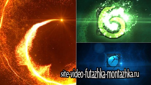 Particle Vortex Logo Reveal - Project for After Effects (Videohive)