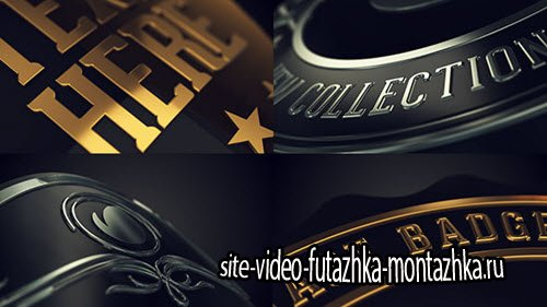 Vintage Logo Badges Package - Project for After Effects (Videohive)