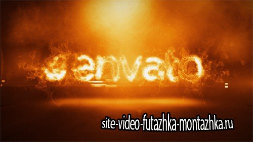 Fire Logo Intro - Project for After Effects (Videohive)