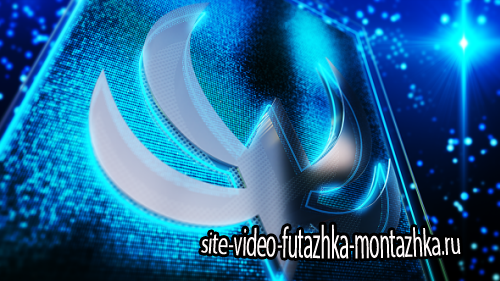 Lighted Glass Logo Reveal - Project for After Effects (Videohive)