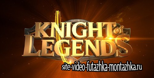 Legends Cinematic Logo Reveal - Project for After Effects (Videohive)