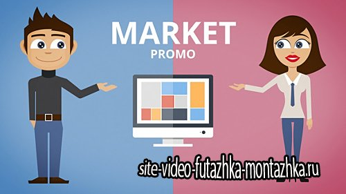 Product / Agency / Market / App / Website Promo - Project for After Effects (Videohive)