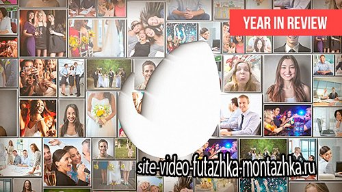 Year in Review - Project for After Effects (Videohive)
