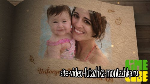 Cozy Fireplace Photo Album - Project for After Effects (Videohive)