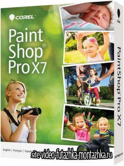 Corel PaintShop Pro X7 17.2.0.16 Special Edition + Content (2015/ML/RUS)