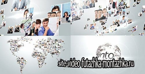 Multi Video Corporate World Logo Revealer - Project for After Effects (Videohive)