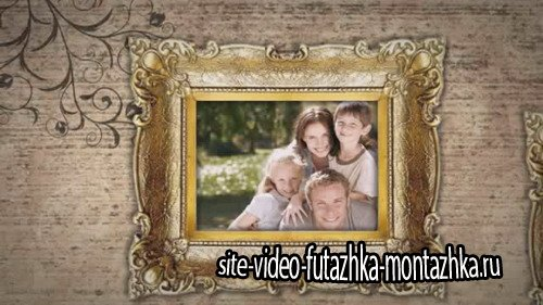 Photo Frame - Project for After Effects