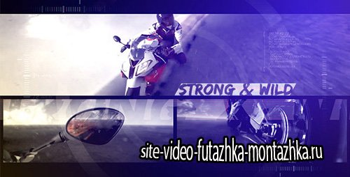 Showreel & Demo Reel Productions - Project for After Effects (Videohive)
