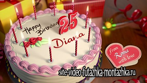Happy Birthday! - Project for After Effects (Videohive)