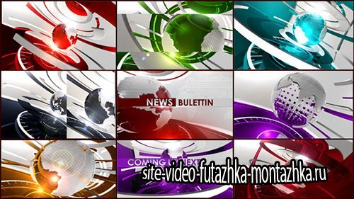 Ultimate Broadcast News Package - Project for After Effects (Videohive)