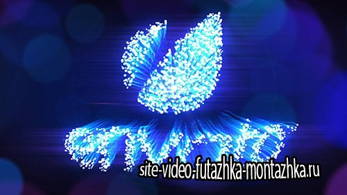 Optic Cable Logo II- Project for After Effects (Videohive)
