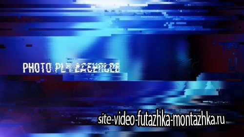 Glitchy Opener - Project for After Effects (Videohive)