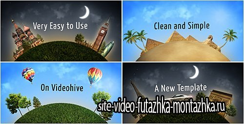 Happy Journey - Project for After Effects (Videohive)