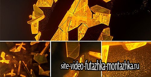 Ancient Magical Stones - Logo Reveal - Project for After Effects (Videohive)
