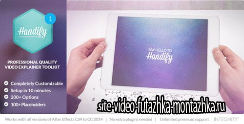 Handify - Project for After Effects (Videohive)