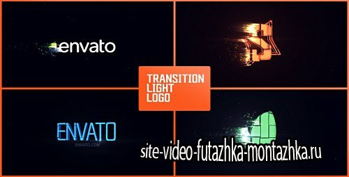 Transition Light Logo - Project for After Effects (Videohive)