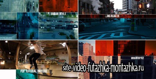 Urban Style | Dynamic Opener - Project for After Effects (Videohive)