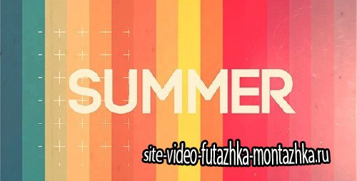 Summer Intro - Project for After Effects (Videohive)