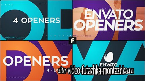 Dynamic Openers - Project for After Effects (Videohive)