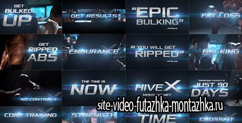 Epic Promo 5472619 - Project for After Effects (Videohive)