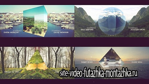 Photo Titles - Project for After Effects (Videohive)