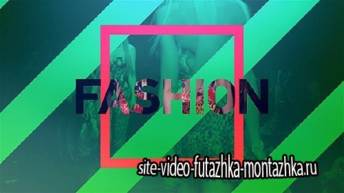 Fast Fashion Opener - Project for After Effects (Videohive)