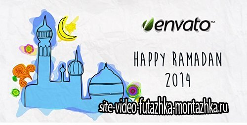 Happy Ramadan - Project for After Effects (Videohive)