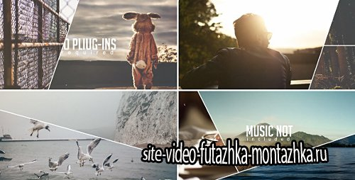 Line Slideshow - Project for After Effects (Videohive)