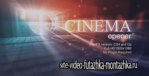 Cinema Opener 2 - Project for After Effects (Videohive)